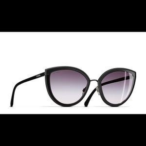 COPY - CHANEL 4222 CAT EYE sunglasses